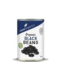 Ceres Organics Black Beans (400g)