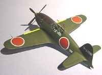 Tamiya 1/48 Mitsubishi J2M3 Interceptor Raiden (Jack) - Model Kit image
