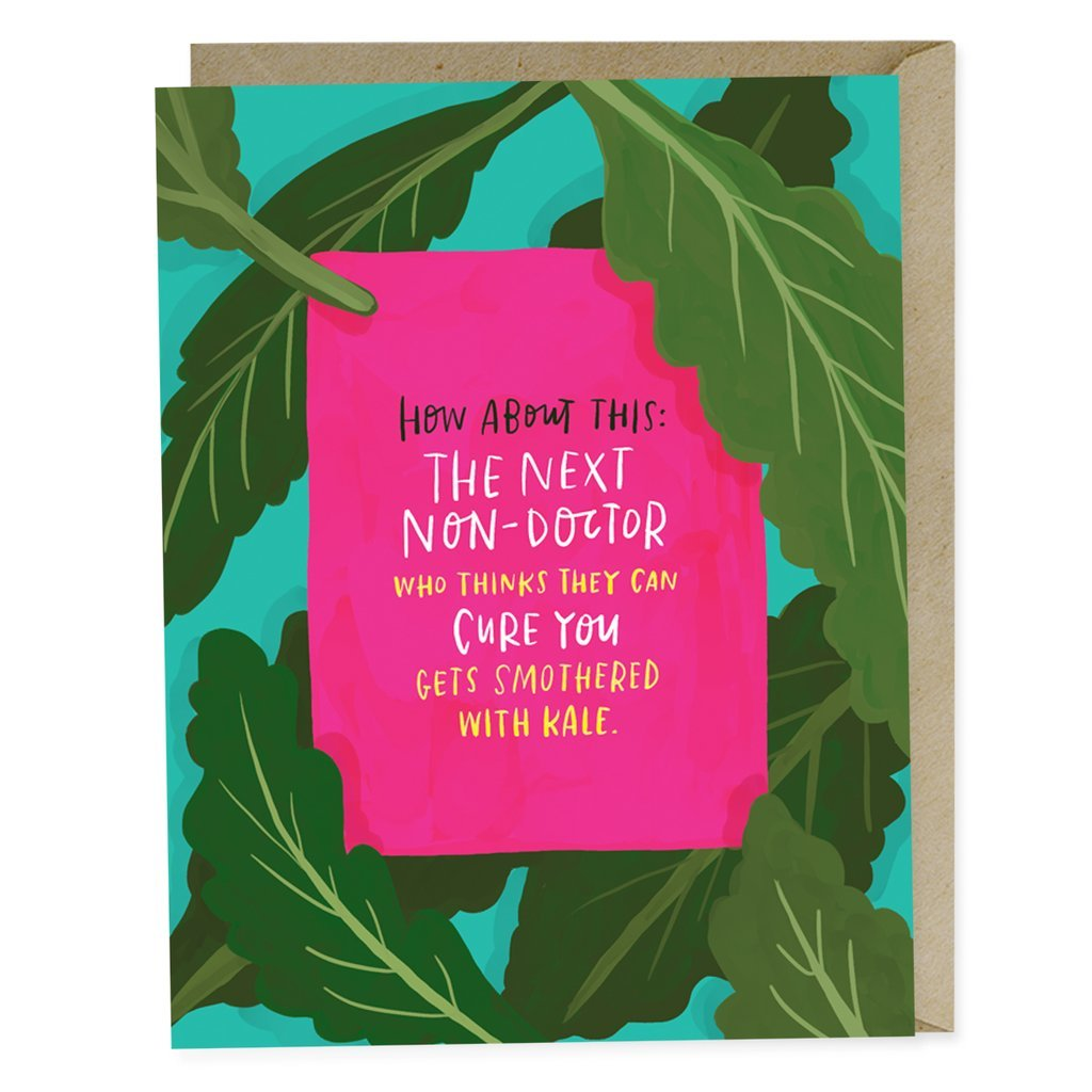 Emily McDowell: How About This - Greeting Card image