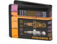 Star Trek Padd Mens Wallet