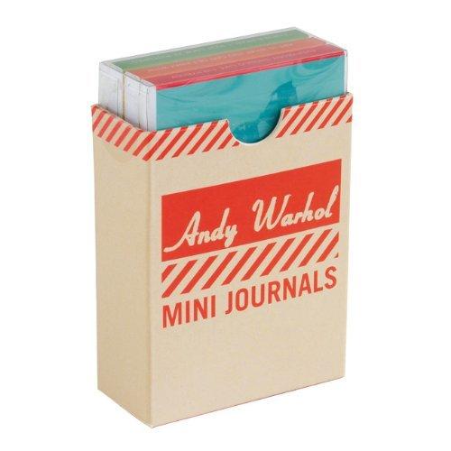 Warhol Philosophy : Mini Journal Set