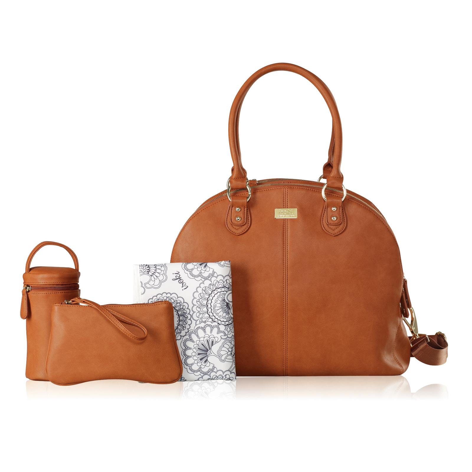 Isoki: Nappy Bag Madam Polly - Amber image