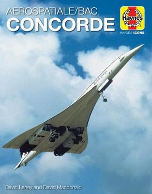 Concorde (Icon) by David Leney