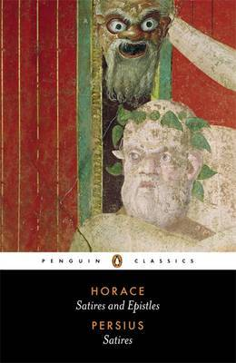 The Satires of Horace and Persius by Horace image