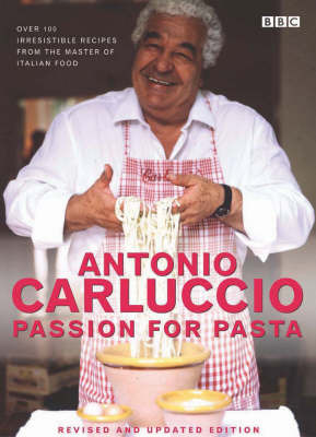 Passion for Pasta by Antonio Carluccio image