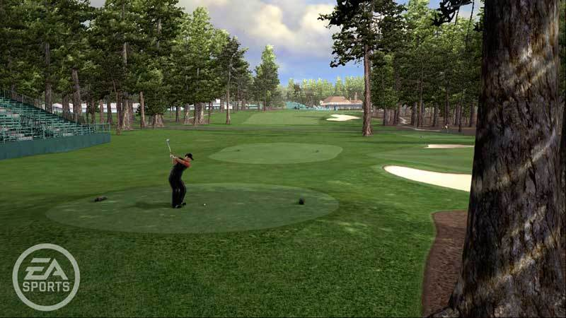 Tiger Woods PGA Tour 06 for X360 image
