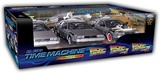 Back To The Future Trilogy: DeLorean Time Machine Die-Cast Vehicle 3 Pack