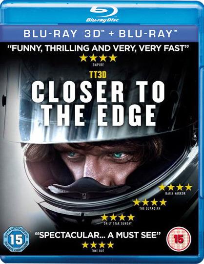 TT3D: Closer to the Edge DVD