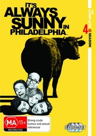 It's Always Sunny in Philadelphia - Season 4 on DVD