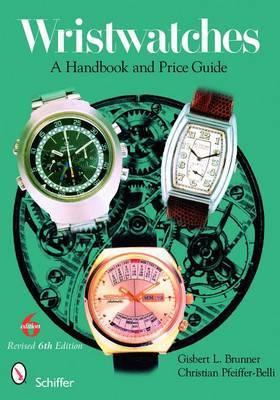 Wristwatches by Gisbert L. Brunner