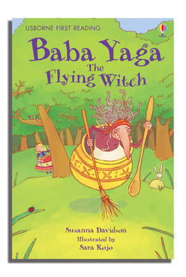 Baba Yaga The Flying Witch by Susanna Davidson image
