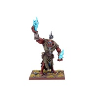 Kings of War Ogre Warlock