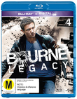 The Bourne Legacy on Blu-ray, UV