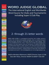 Word Judge Global by Maliha Mendoza Mahmood