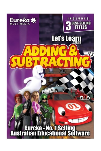 Lets Learn Series - Adding & Subtracting (age 5-12)