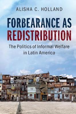 Forbearance as Redistribution by Alisha C. Holland image
