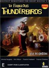 The Fabulous Thunder Birds on DVD