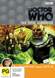 Doctor Who: The Time Warrior DVD