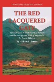 The Red Lacquered Gate by William E. Barrett image