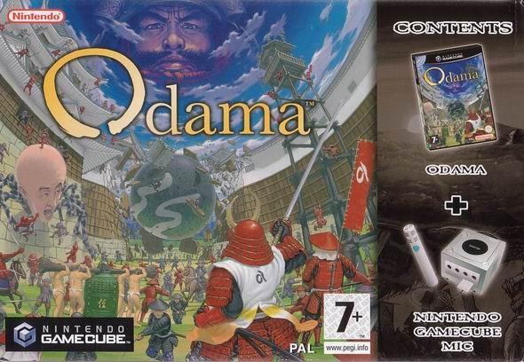 Odama + Microphone image