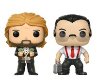 WWE: IRS & Million Dollar Man - Pop! Vinyl 2-Pack