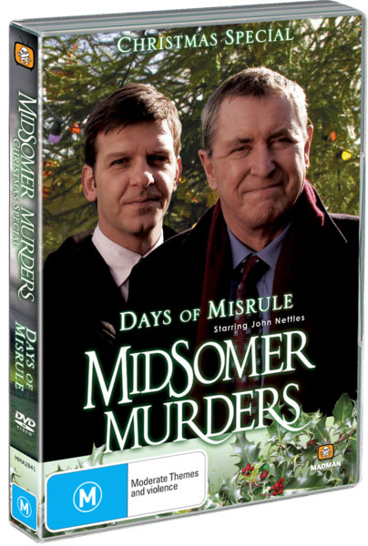 Midsomer Murders - Days of Misrule (2008 Christmas Special) on DVD image
