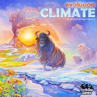 Evolution: Climate - Board Game