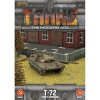 TANKS Modern Soviet T-72