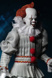 "It (2017): Pennywise - 8"" Clothed Action Figure image"