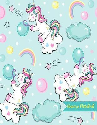 Unicorn Notebook by Elsa Stokes