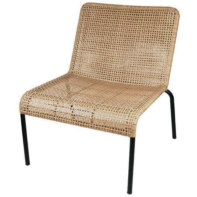 Madras Link: Kennedy Natural Lounge Chair
