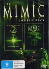 Mimic Double Pack, The (Mimic 2 / Mimic 3 - Sentinel) (2 Disc Set) on DVD