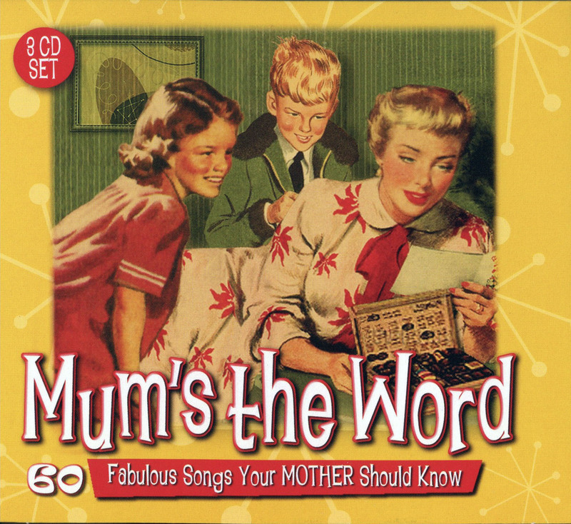 Mum's the Word (3CD) by Various image