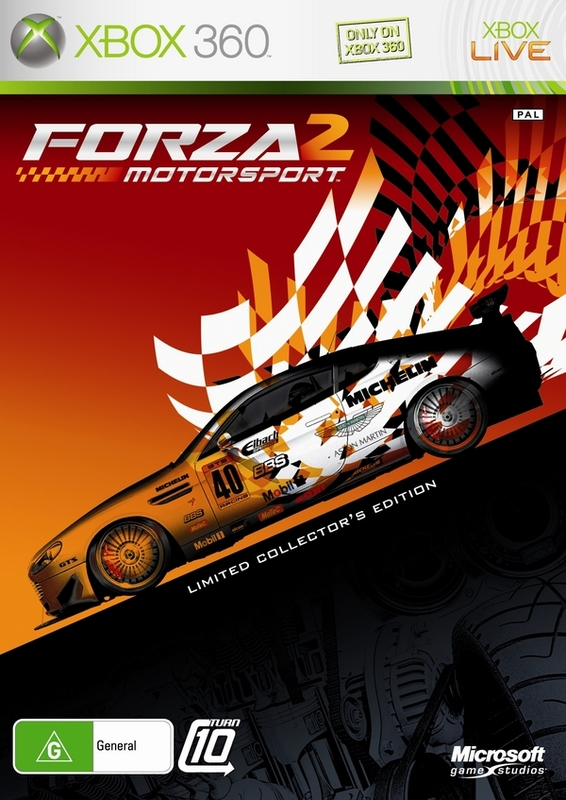 Forza Motorsport 2 Limited Edition for Xbox 360