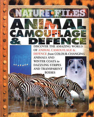 Animal Camouflage and Defence by Kate Petty