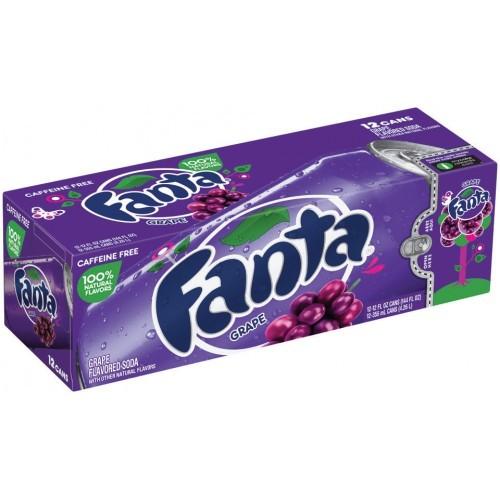 Fanta Grape 355ml (12 Pack) image