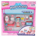 Shopkins: Happy Places - Dreamy Bear Set