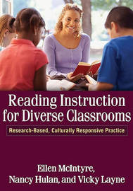 Reading Instruction for Diverse Classrooms by Ellen McIntyre