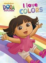 I Love Colors by Random House