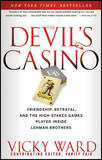 The Devil's Casino by Vicky Ward