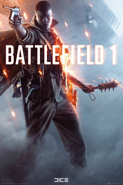 Battlefield 1 Maxi Poster (543) image