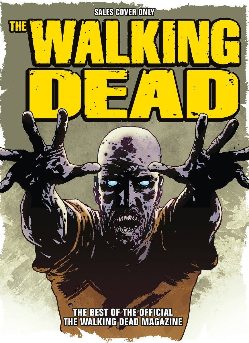 The Walking Dead by Titan Magazines image