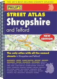 Philip's Street Atlas Shropshire and Telford image