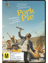Pork Pie on DVD image
