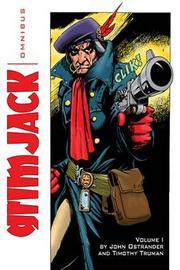 Grimjack Omnibus: Volume 1 by John Ostrander image