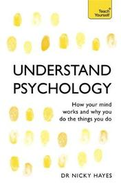 Understand Psychology by Nicky Hayes image