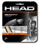 Head Gravity Tennis String 17g Set (White)