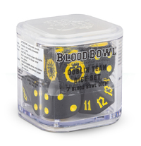 Blood Bowl Goblin Dice image