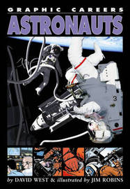 Astronauts by David West image