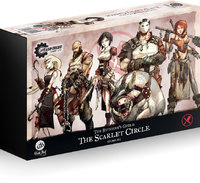 Guild Ball: The Butcher's Guild: The Scarlet Circle